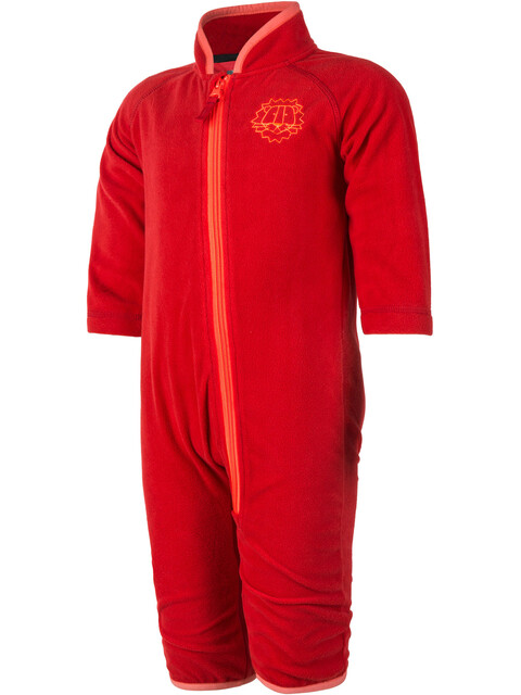 Color Kids Timpi Mini Fleece Børn rød